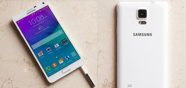 yeni samsung galaxy note 4
