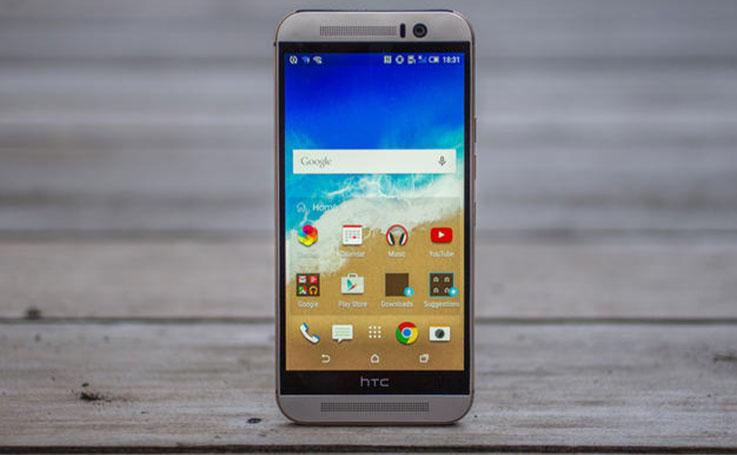HTC One M9 nasil telefon