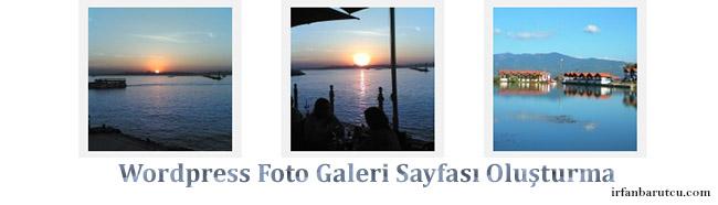 foto galeri sayfası